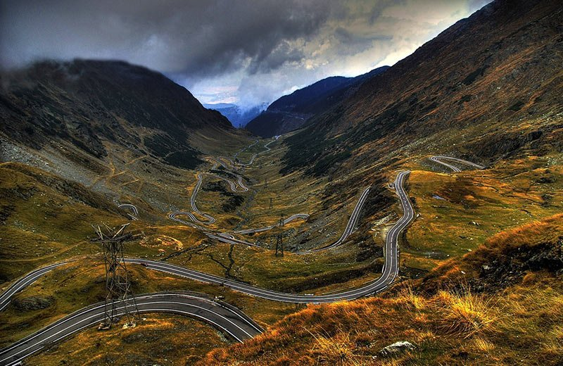 4V Trans tour on Transfagarasan in Romania 4Venture