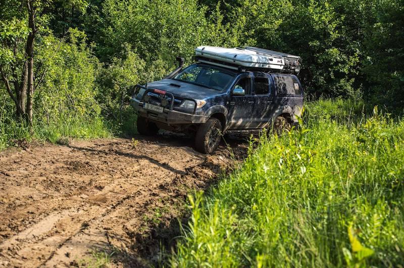 offroad to Comanca village 4Venture expedition tour