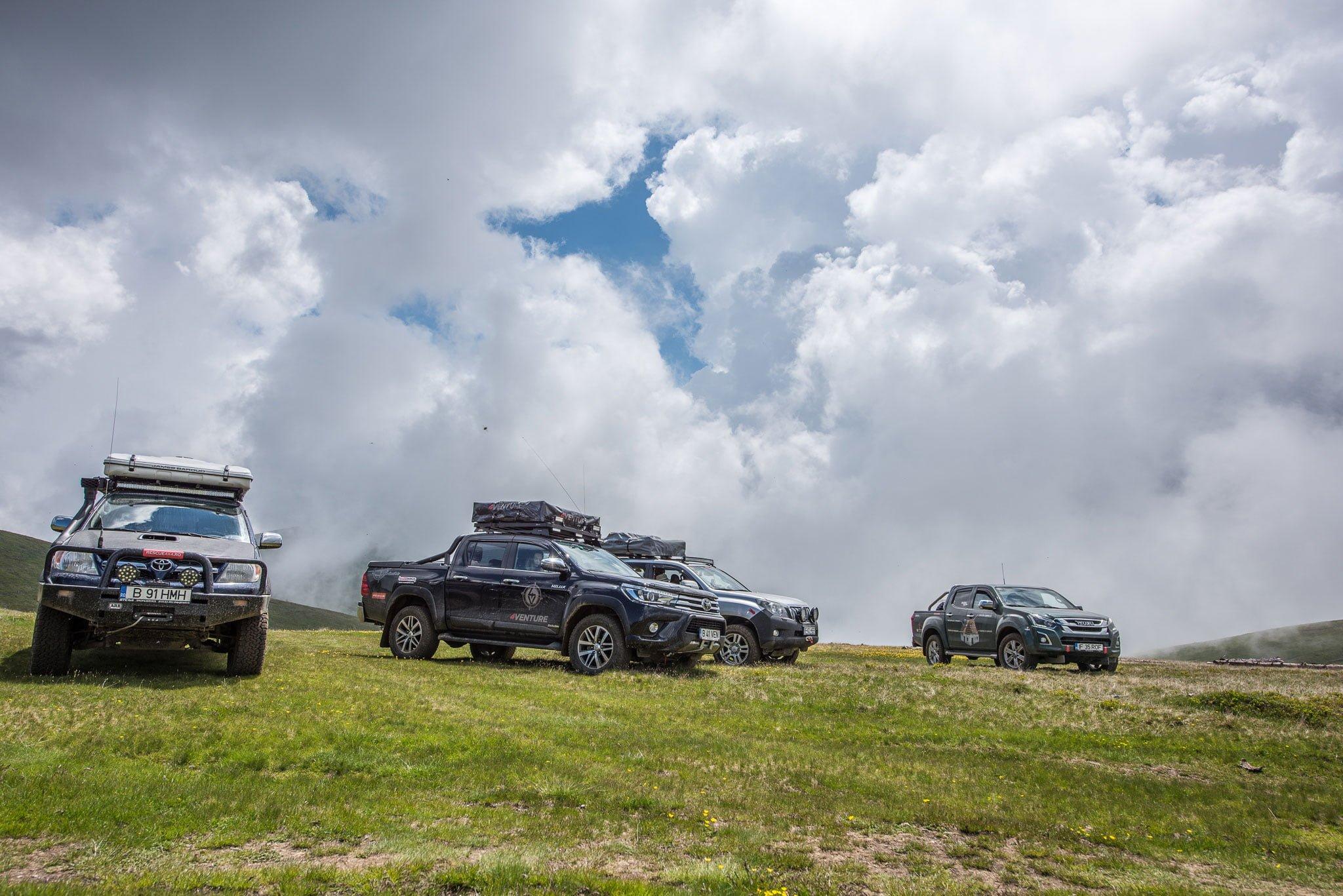 expedition Romania Cheia off road 4Venture